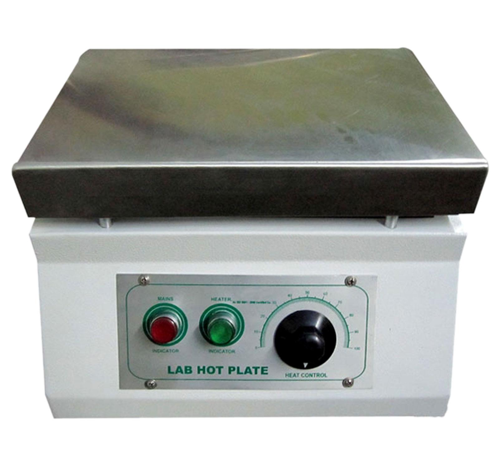 Laboratory Rectangular Hot Plates - Hot Plates/Heating Stage,  Histopathology Equipments