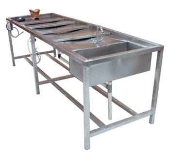 Postmortem Autopsy Table RSPA-3SD