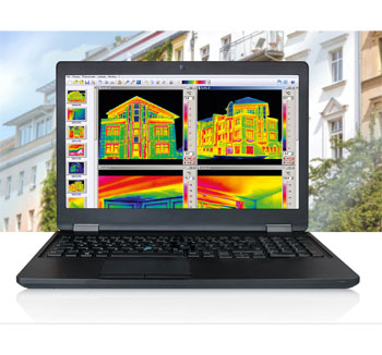 FORNAX 2 - Building Thermography
